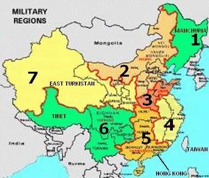 Guangzhou Military Region